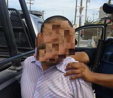 Municipales le echaron el guante a violento asaltante