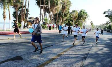 Preparan Maratón de Vida