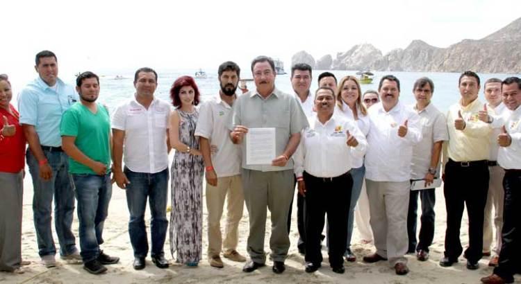 Se reunió Narciso Agúndez con ambientalistas
