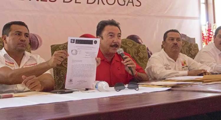 Demandará Narciso a Marcos Covarrubias