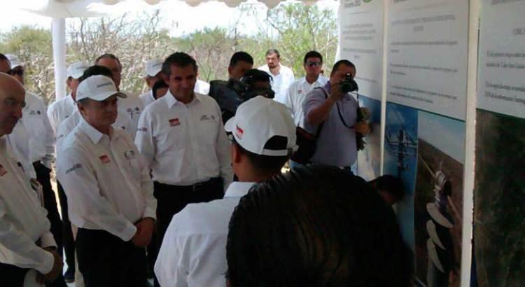 Instala CFE dispositivos anti tormenta en Los Cabos