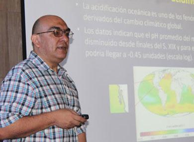 Investigador de la UABCS en V Congreso Mexicano de Ecología