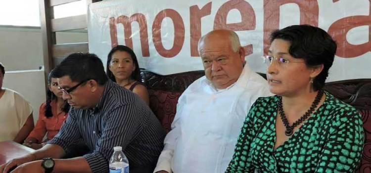 Agradece Morena a votantes y militantes