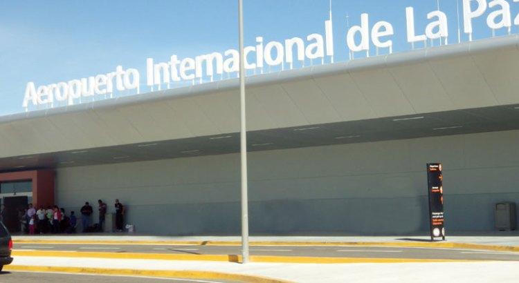Harán mejoras al aeropuerto de La Paz