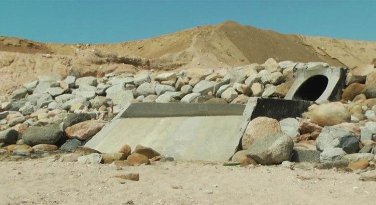 Que no hay derrame de aguas negras entre El Tule y Chileno