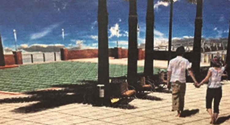 Remodelarán la explanada del Malecón paceño