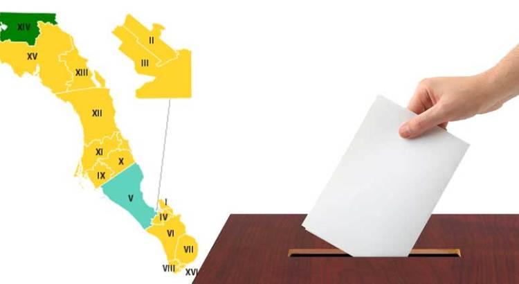 Con la redistritación el norte se quedará sin representación política