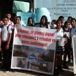 Estudiantes del Centro Tecnológico del Mar