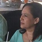 María Elena Camacho López, contralora municipal