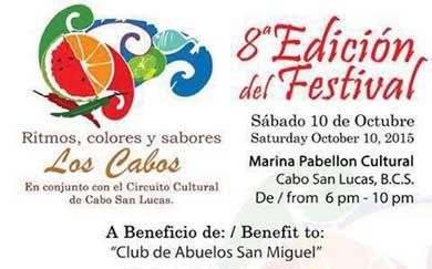 """""""Ritmos, Colores y Sabores"""" 2015"""