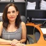 Contralora municipal, María Elena Camacho López.