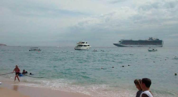 Debe prohibirse el acceso a playas en caso de oleaje