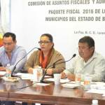 Comisión de Asuntos Fiscales y Administrativos del Congreso del Estado