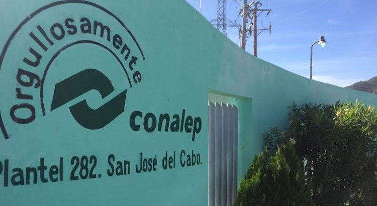 Piden estudiantes de CONALEP puente e infraestructura peatonal
