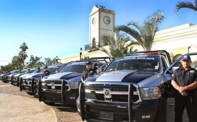 Reforzarán vigilancia para evitar robos en escuelas