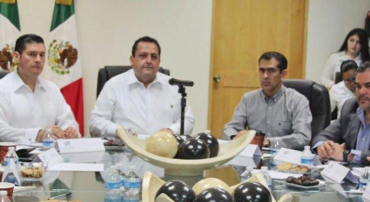Presidió el Gobernador reunión de la Comisión Implementadora del NSJP