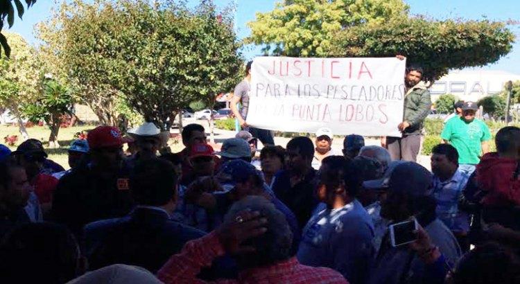 Diálogo con el Gobernador piden cooperativistas de Punta Lobos