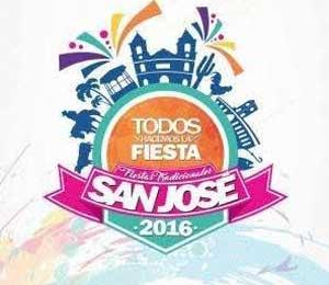Presentan cartelera de las fiestas San José 2016