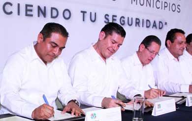 Cumple Los Cabos con procedimientos FORTASEG 2016