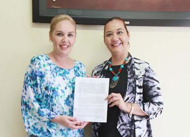 Firman convenio DIF Los Cabos e INAPAM