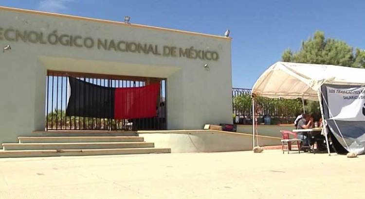 Improcedente el incremento solicitado por huelguistas de ITES Los Cabos