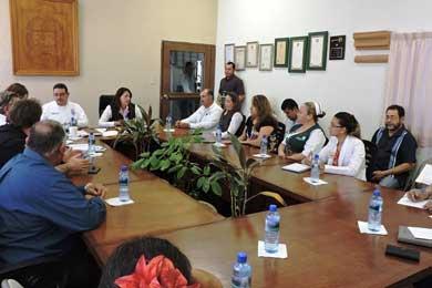 Encabeza Alcaldesa sesión  del Comité de Salud Municipal