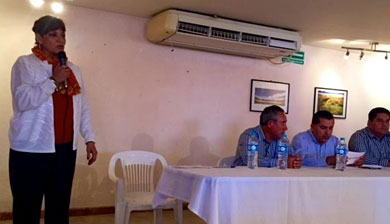 Instalan taller de asesoría de consejos municipales