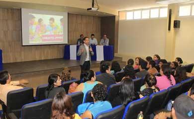 Difunde NAFIN esquemas de financiamiento para jóvenes emprendedores