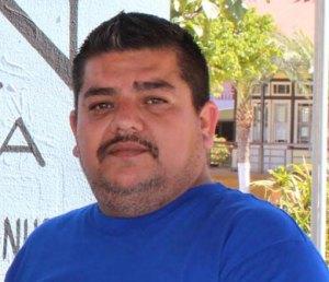 """Coordinador del Programa de Discapacitados y """"Para Oírte Mejor"""", Gabriel Murillo Murillo."""