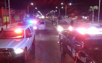 3 detenidos con droga en Vizcaíno y Bahía Tortugas