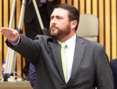 Nueva encomienda para Ricardo Barroso
