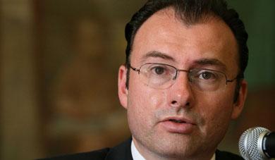 Protegerá Videgaray la economía ante depreciación