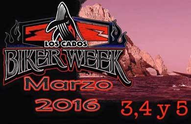 Los Cabos Biker Week 2016