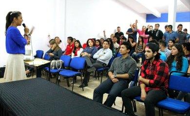 Reciben capacitación alumnos de la UABCS Los Cabos