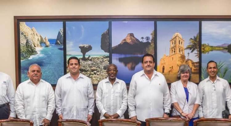 Estrecha  BCS vínculos de amistad y cooperación con Sudáfrica