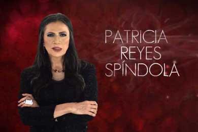Patricia Reyes Spíndola en La Paz