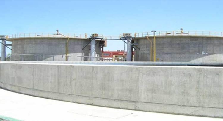 Proyectan nueva planta de tratamiento de aguas residuales