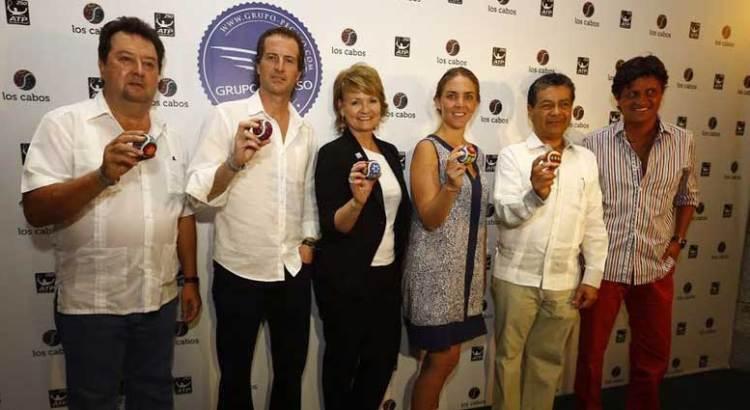 Anuncian Torneo de Tenis ATP 250 Los Cabos