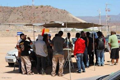 Lucha de mineros en Boleo es legítima, no legal