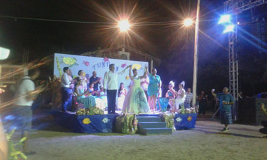 Fiestas Tradicionales en Cabo Pulmo