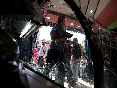 Detienen a más de 400 personas en Venezuela