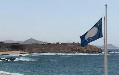 Recertificarán playas Blue Flag