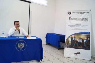 Inició Primera Jornada de Derecho en UNIPAZ