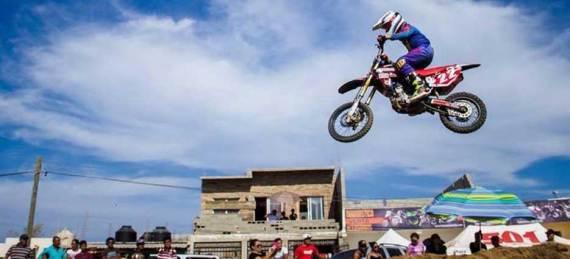 Moto Club Baja.