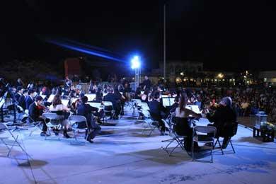 Celebra Orquesta Juvenil 8° Aniversario