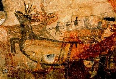 Promocionarán las pinturas rupestres