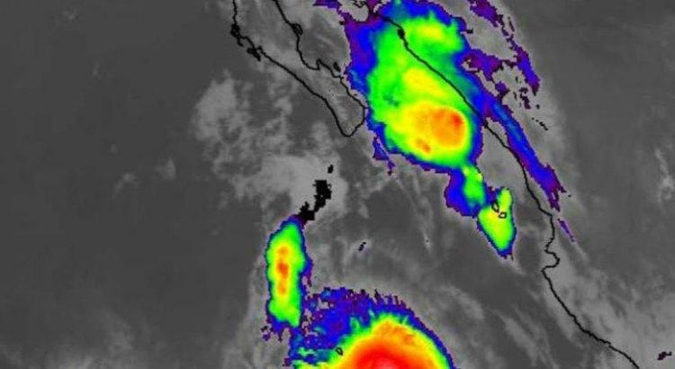 Podría Frank convertirse en huracán categoría I esta noche