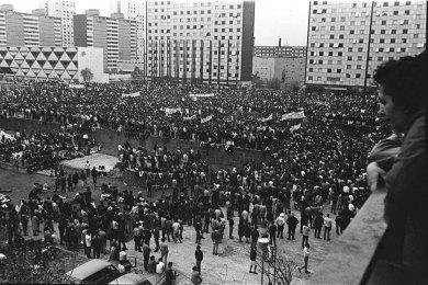 A 48 años de la matanza de Tlatelolco