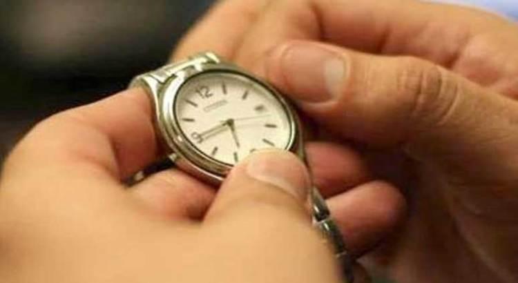 No olvides adelantar una hora tu reloj