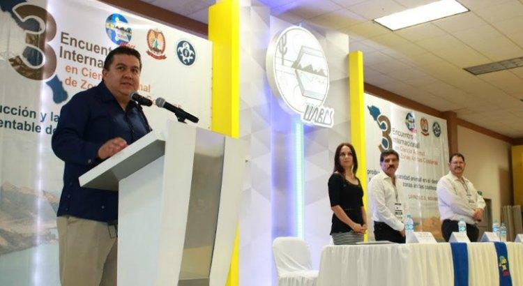 Inauguran 3er Encuentro Internacional en Ciencia Animal de Zonas Áridas y Costeras
